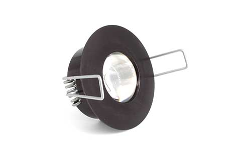 ufo 13da downlight fitting for fibre optic lighting