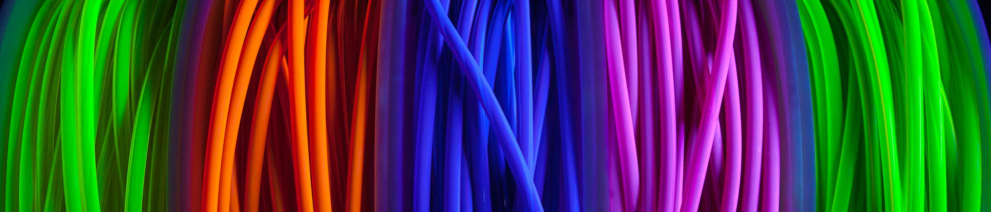 ultraviolet tube and cable